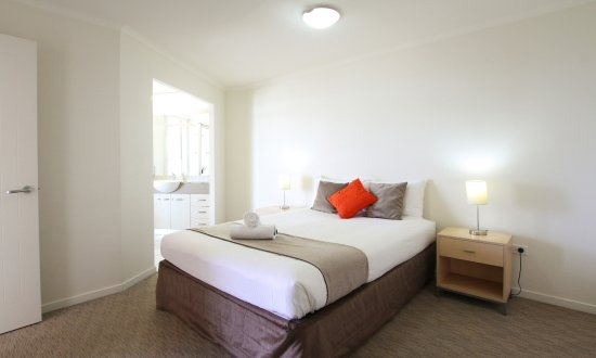 Caloundra, Australia: Spacious bedrooms