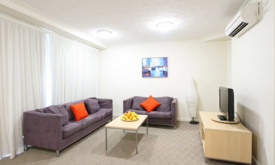Caloundra, Australia: Large living and entertaining spaces