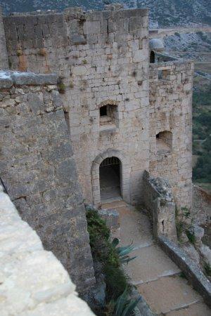 Klis, Croazia: Inside of fortress