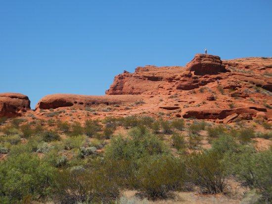 Saint George, UT: Cliffs from a distance