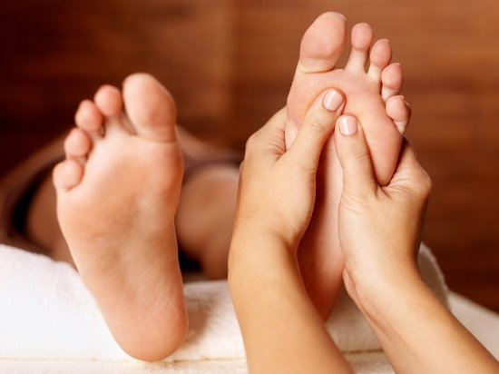 Nanaimo, Canada: Foot Massage/Reflexology