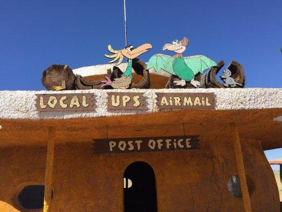 Williams, AZ: Long live Bedrock City!