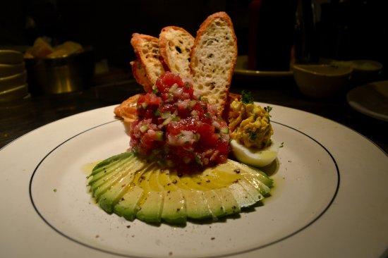 East Hampton Grill: Ahi Tuna Tartare