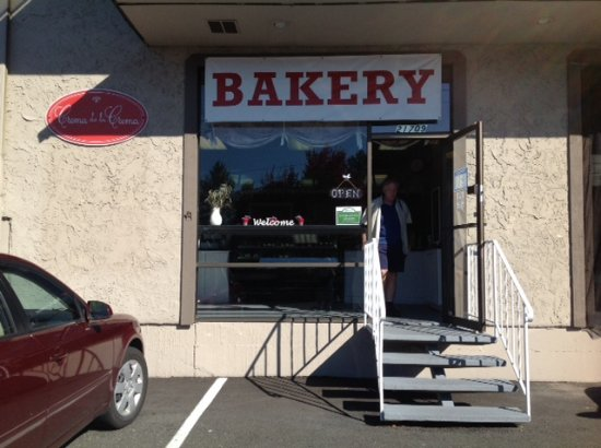 Mountlake Terrace, WA: Bakery entrance.