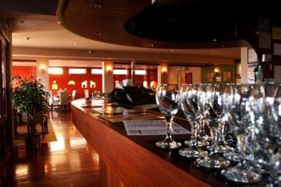 Auckland Region, Nueva Zelanda: Front bar area