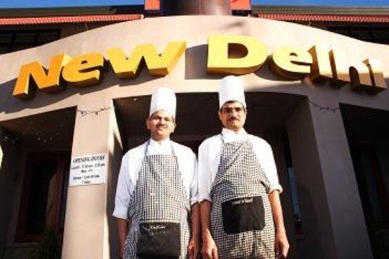 Auckland Region, Nueva Zelanda: Chefs of New Delhi