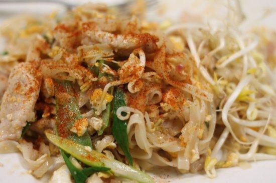 Nelson-Tasman Region, Neuseeland: Pad Thai noodle $12.99