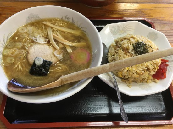 Nayoro, Japón: 正油ベースでいろんな味を楽しめます。