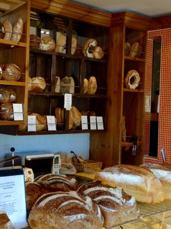 Bromont, Canada : Bread Selection