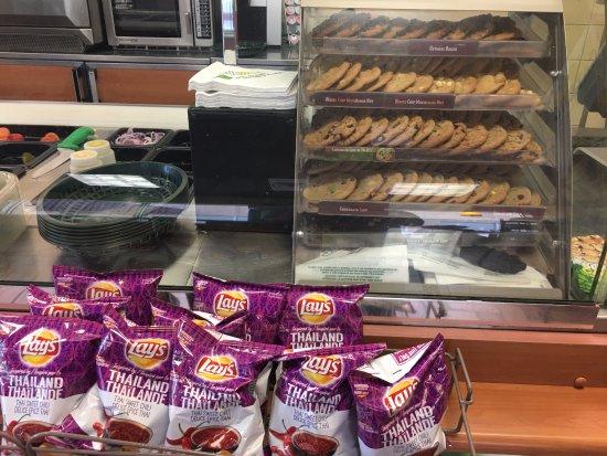 Steinbach, Kanada: Snacks