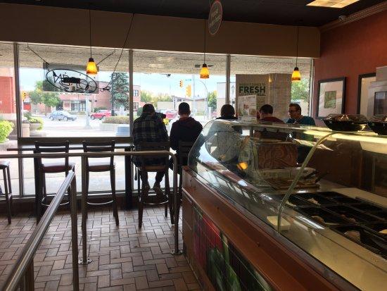 Steinbach, Kanada: Group Grazing