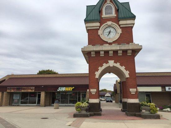 Steinbach, Kanada: Subway Landmark