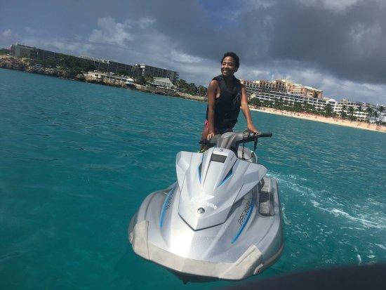 Baie Nettle, St-Martin/St Maarten: Rando 20/09