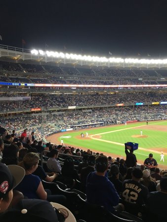 Photo1 Jpg Picture Of The Yankee Stadium Vip Events