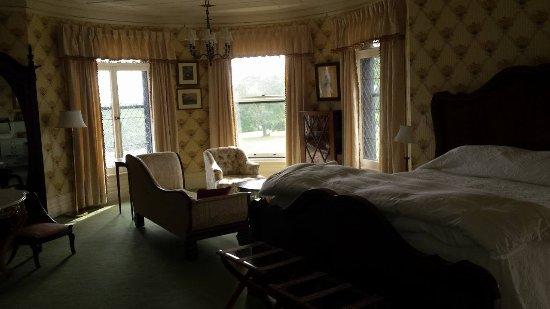 Shelburne, VT: The room