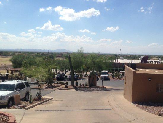 Gold Canyon Resort - Dinosaur Mountain Golf Course: Practice facilities