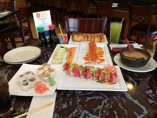 Uchi Sushi & Hibachi: photo0.jpg