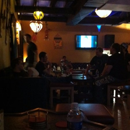 Hookah Lounge At Cafe Istanbul Open Late
