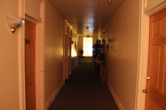Sauk Centre, MN: 3rd or 2nd floor main hallway
