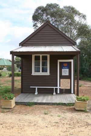 Bruce Rock, Австралия: Australia's Smallest Bank