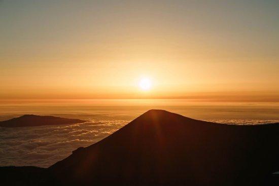 Mauna Kea Summit Adventures: Mauna Kea at Sunset