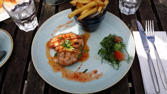 The Tramshed: Chicken and Yum Yums