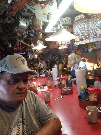 Corinth, MS : Abe's Grill