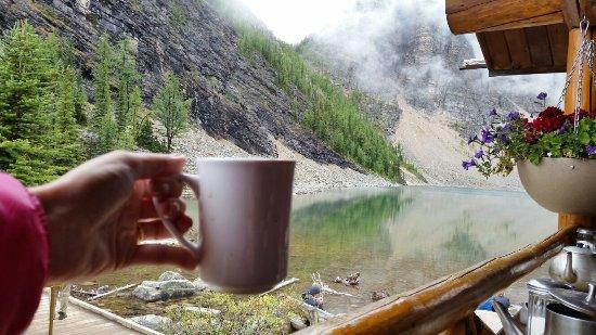 Lake Agnes Teahouse: 20160903_143818_large.jpg