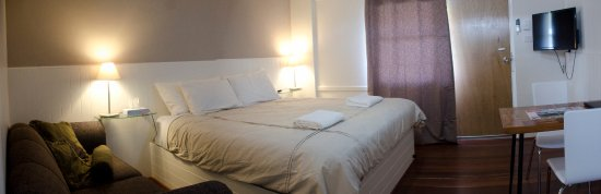 Ringtails Motel : King Room Deluxe
