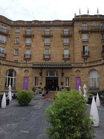 Hotel Maria Cristina, a Luxury Collection Hotel, San Sebastian: Maria Christina San Sebastian