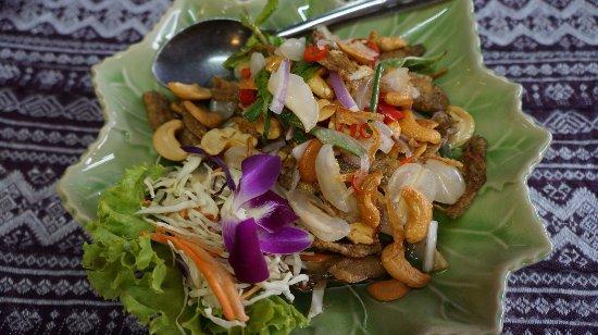 Pak Nam, Thailand: fruits thai salad