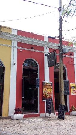 Cafe Bar Beira Rio: Fachada do bar