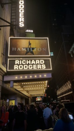 ‪Richard Rodgers Theatre‬