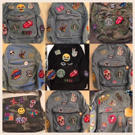Chappaqua, Nova York: Patches on patches on patches..