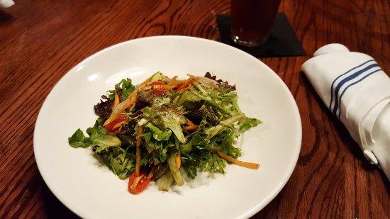 Bloomfield, CT: House Salad