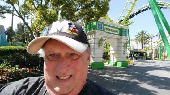 Buena Park, CA: Boomarang!