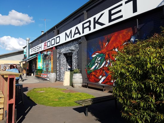 Preston Fresh Hood Market