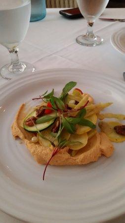 Clarkesville, GA: Squash Salad