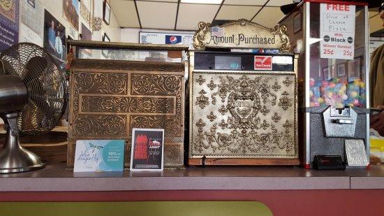 Second Poquonock Giant Grinder: Vintage Register