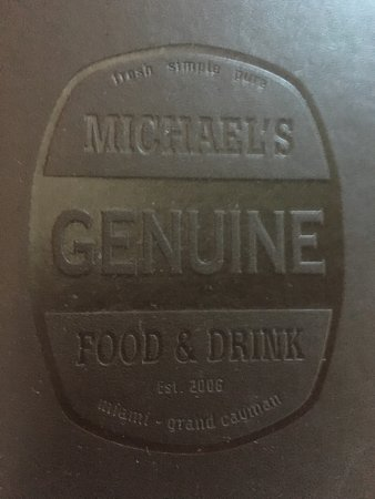 Michael's Genuine Food & Drink: photo1.jpg