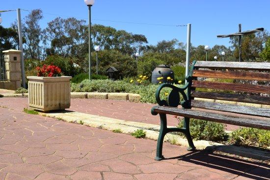 Bruce Rock, Австралия: Beautiful Garden
