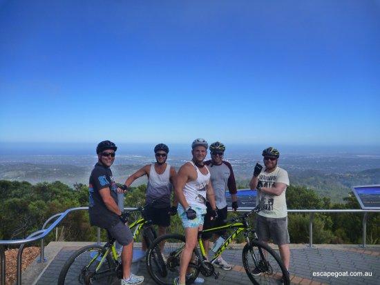 Escapegoat Bike - Day Tours: fun day out