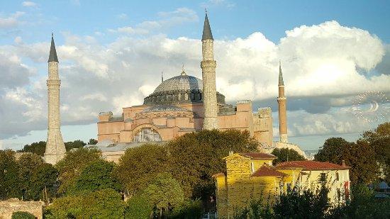 Hagia Sophia Hotel Istanbul Old City: 20160901_185051_large.jpg