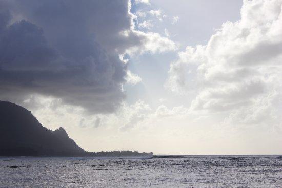 Hanalei Bay Resort: View from Resort