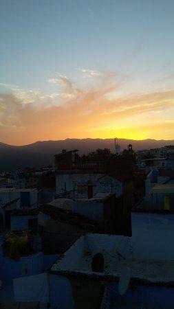 Hostel Souika: Vue depuis la terrasse