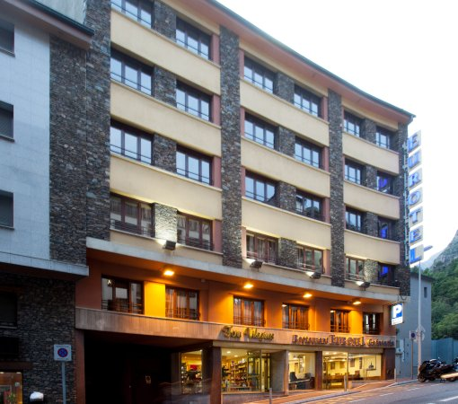 Silken Insitu Eurotel - Andorra