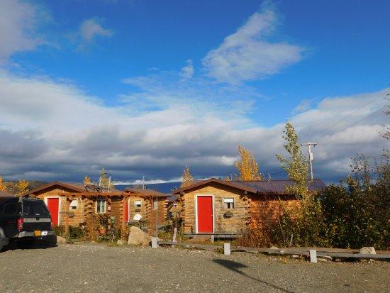 EarthSong Lodge - Denali's Natural Retreat: Cabins