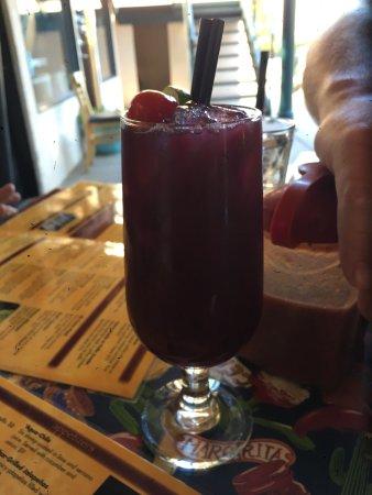 Carbondale, CO: Poblano enchilada, sangria, chimi