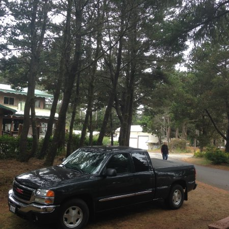 Ophir, OR: campground