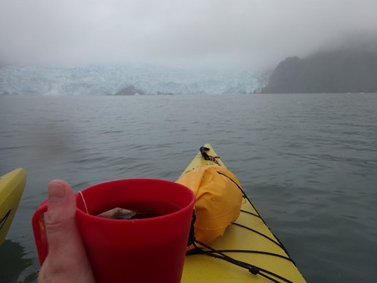 Kayak Adventures Worldwide: Peppermint tea